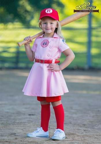 LOTO Toddler Girl Dottie Luxury Costume Main UPD