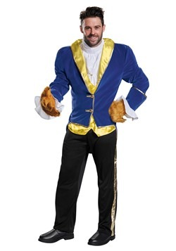 Beauty and the Beast Adult Beast Prestige Costume
