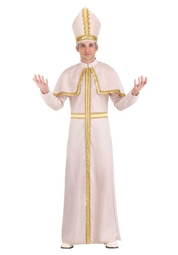 Mens Pious Pope Costume