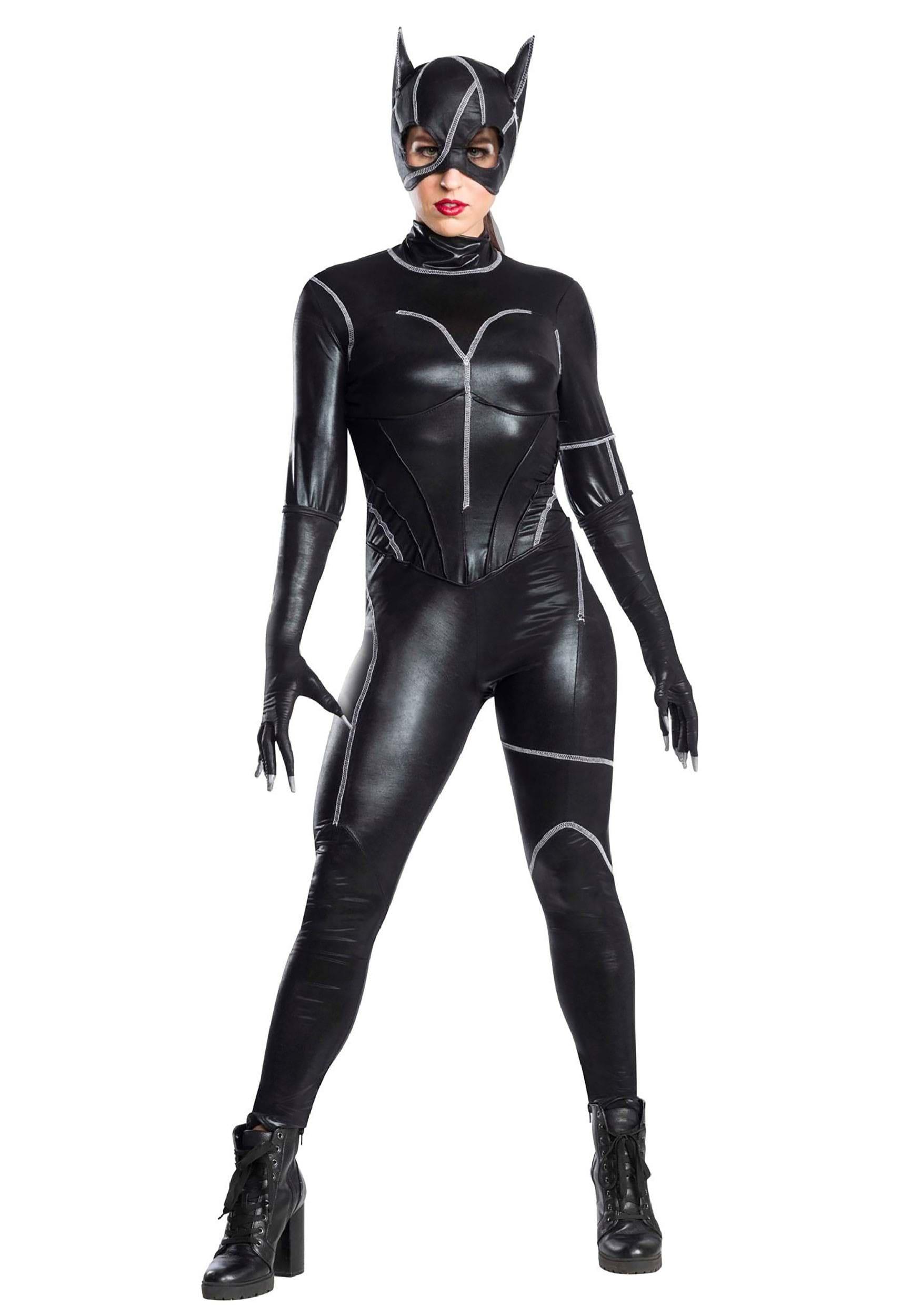 Catwoman Deluxe Women's Costume