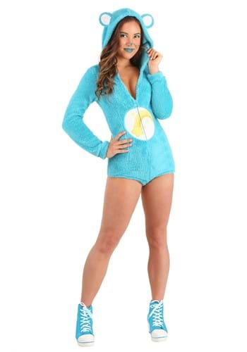 Womens Wish Bear Romper Costume