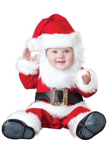 Click Here to buy Santa Baby Costume from HalloweenCostumes, USA Funds & Shipping