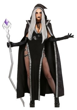 Womans Urban Warlock Costume