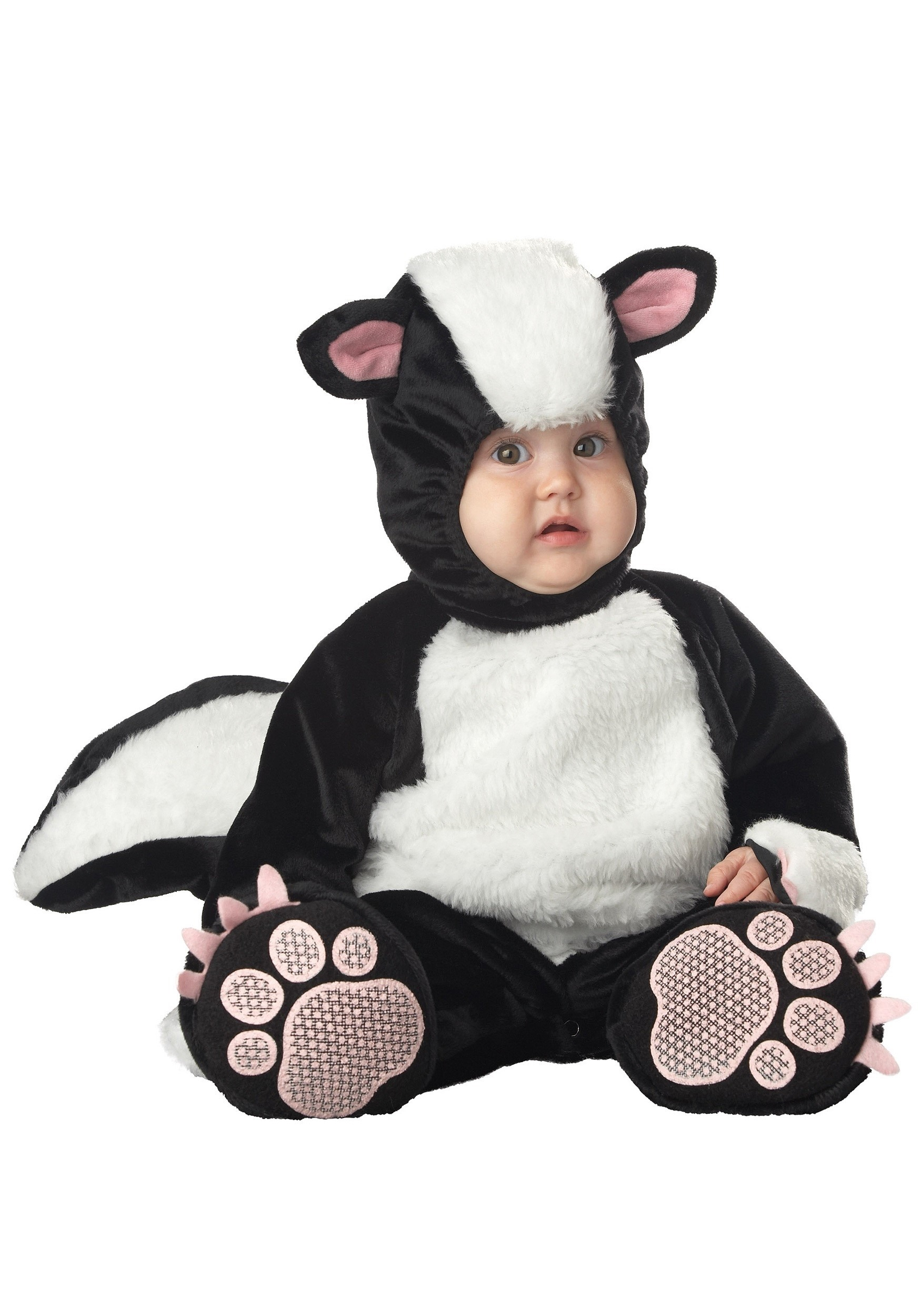 baby skunk costume. Black Bedroom Furniture Sets. Home Design Ideas