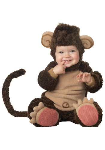 Lil Monkey Costume By: In Character for the 2015 Costume season.