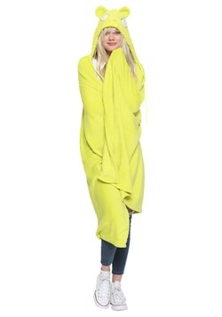 Bob's Burgers Kuchi Kopi Hooded Fleece Throw