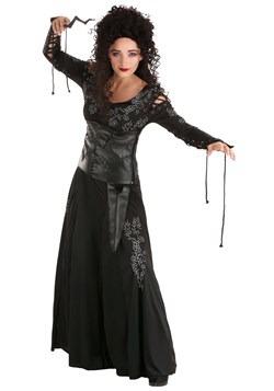 Women's Plus Size Harry Potter Bellatrix Lestrange Costume 1