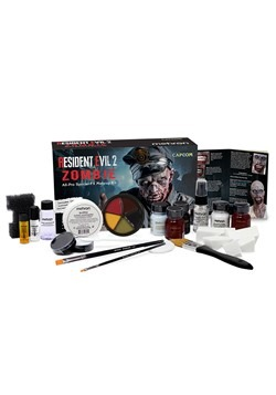 Resident Evil 2 Zombie All-Pro Makeup Kit