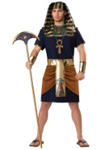 Plus Size Egyptian Pharaoh Costume - Egyptian Couples Costume