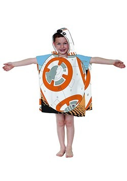 Star Wars BB-8 Hooded Costume Poncho