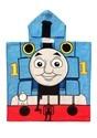 Thomas the Tank Engine Hooded Costume Poncho