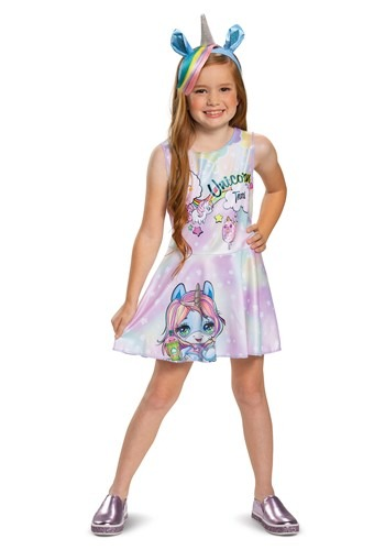 Poopsie Slime Surprise Girls Dazzle Darling Classic Costume