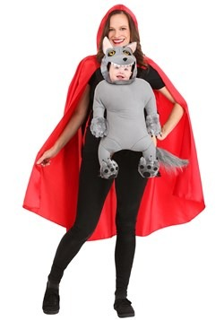 Red Riding Hood and Baby Wolf Costume Update