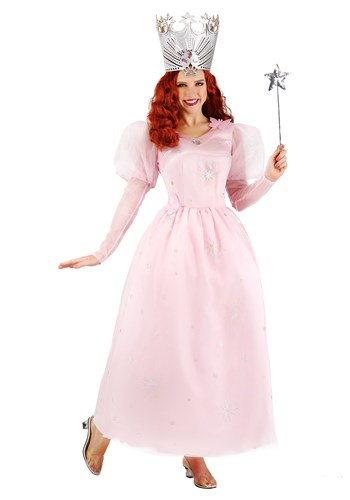 Wizard of Oz Glinda Plus Size Adult Costume Main