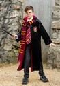 Kid's Harry Potter Deluxe Gryffindor Robe Costume