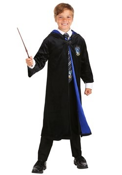 Harry Potter Child Deluxe Ravenclaw Robe alt1