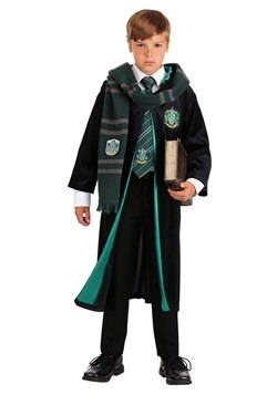 Harry Potter Child Deluxe Slytherin Robe update
