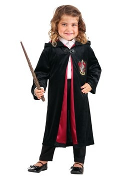 Harry Potter Toddler Deluxe Gryffindor Robe Costume