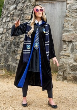 Harry Potter Adult Deluxe Ravenclaw Robe