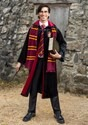 Deluxe Harry Potter Plus Size Adult Gryffindor Robe Costume