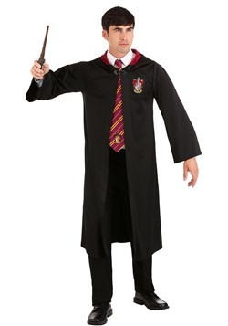 Harry Potter Plus Size Adult Gryffindor Robe