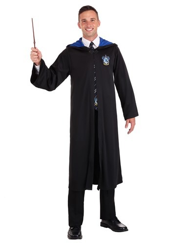 Harry Potter Plus Size Adult Ravenclaw Robe