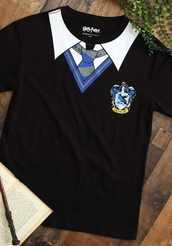Harry Potter Adult Ravenclaw Costume T-Shirt update