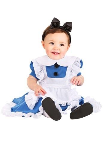 Infant Wonderland Alice Costume