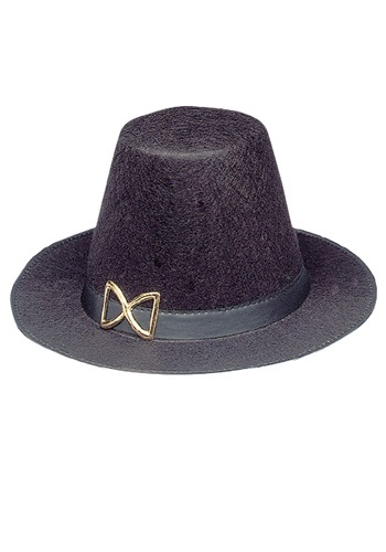 Felt Pilgrim Hat By: Jacobson Hats for the 2015 Costume season.