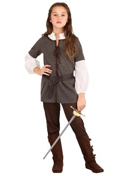 Girls Renaissance Peasant Costume