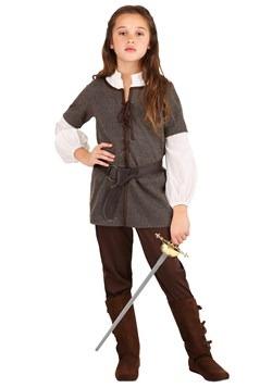 Girls Renaissance Peasant Costume