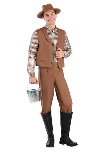 Men's Western Pioneer Costume Main