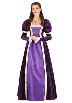 Women's Regal Maiden Costume Main