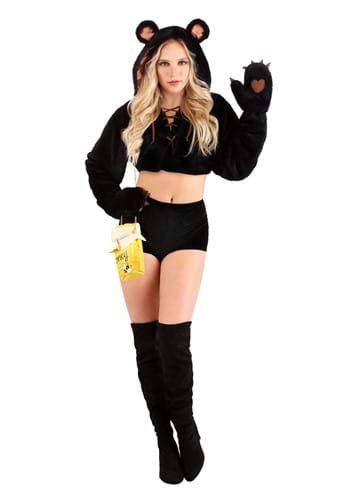 Snazzy Bear Costume for Women