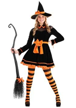Women's Crafty Witch Costume