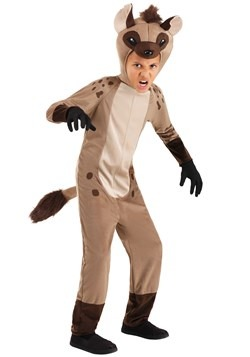 Kid's Hyena Costume Main