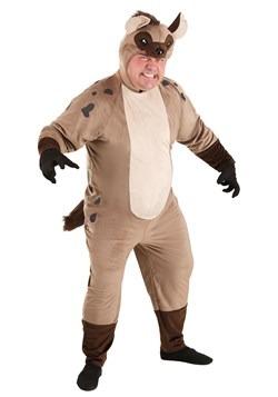 Plus Size Adult's Hyena Costume