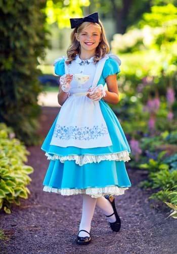 Girls Premium Alice Costume update1