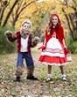 Kids Premium Werewolf Costume lifestyle