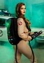 Womens Ghostbusters Costume Jumpsuit Alt 2