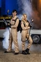 Womens Ghostbusters Costume Jumpsuit Alt 13