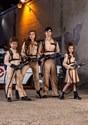 Womens Ghostbusters Costume Jumpsuit Alt 14
