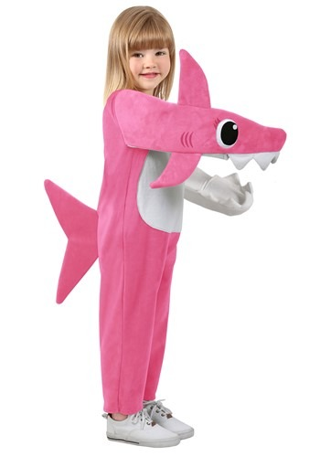 Mommy Shark Deluxe Child Costume