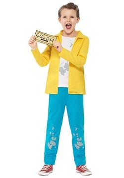 Willy Wonka Tween Charlie Bucket Costume