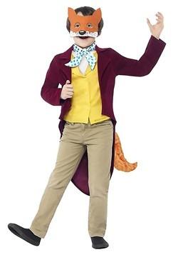 Roald Dahl Fantastic Mr. Fox Costume for Tweens