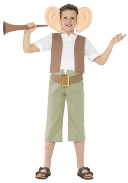 Roald Dahl Tween BFG Costume update