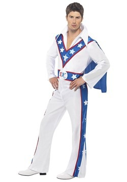 Evel Knievel Adult Evel Knievel Costume