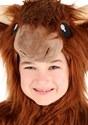 Kid's Highland Cow Costume Alt 1