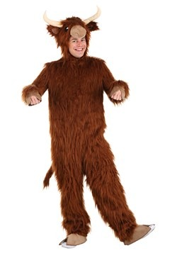 Men's Highland Cow Costume