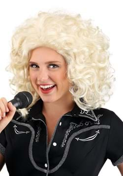 Country Music Star Wig